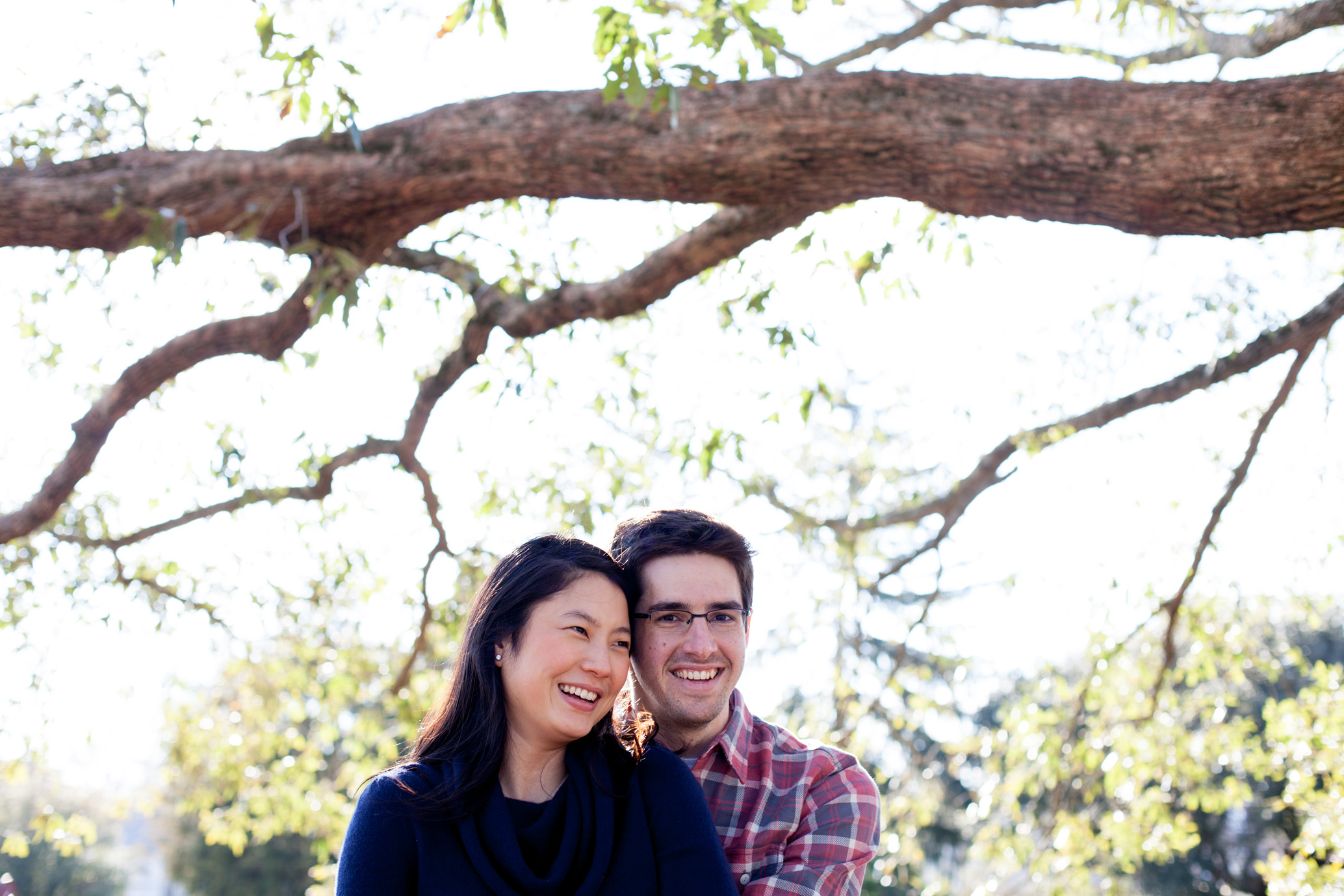 Patricia+Zac_Williamsburg_Engagement_Photo